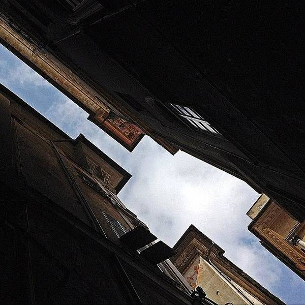 Old Wall Art - Photograph - Don't Tell Me The Sky Is The Limit by A Rey