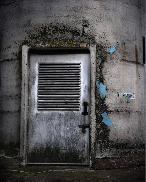 Photograph - Door. by Joe Macrae