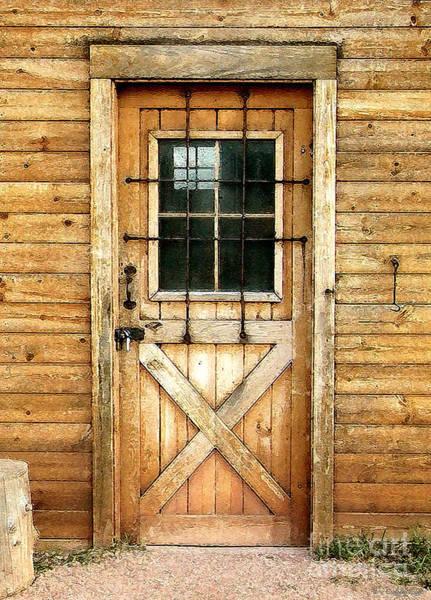 Door To Door Photograph - Doorway To Yesterday by Cristophers Dream Artistry