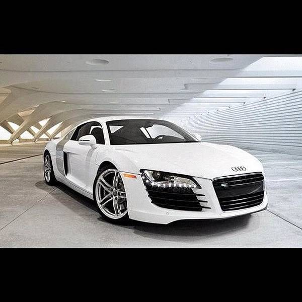 Audi Photograph - Dope Audi R8 #audi #r8 #v10 #monster by Exotic Rides