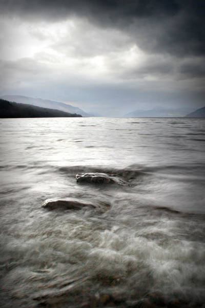 Photograph - Dores Beach Loch Ness by Joe Macrae