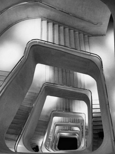 Photograph - Downstairs by Pedro Fernandez