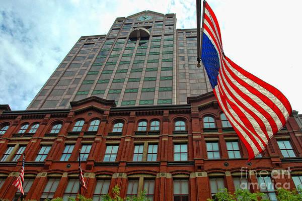Photograph - Downtown Crossing Boston by Joann Vitali