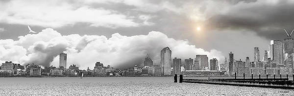 Wall Art - Photograph - Downtown View by Tom York Images