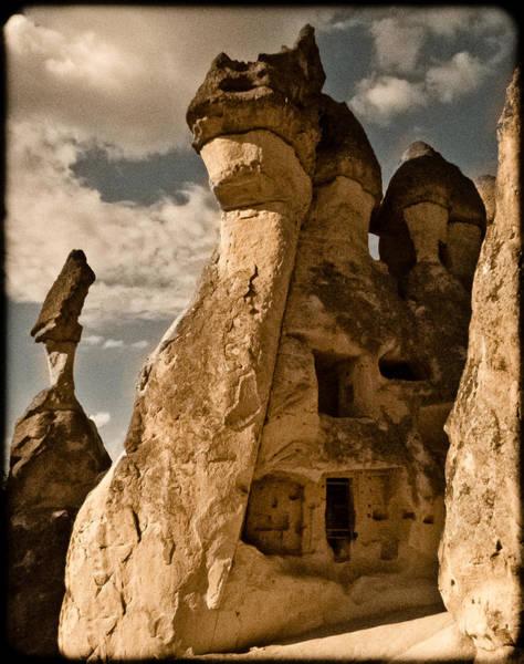 Pasabag Valley, Turkey - Dragon Rock Art Print