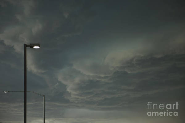 Stormcloud Photograph - Dramatic Storm Approaching by Dave & Les Jacobs