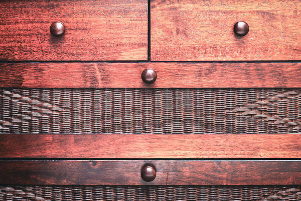 Chest Photograph - Drawers by Tom Gowanlock
