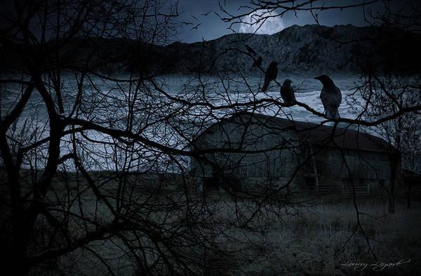 Photograph - Dreadful Silence by Lourry Legarde