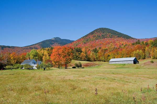 Photograph - Dream House Far Two Autumn by Larry Landolfi