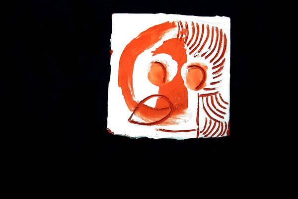 Ceramic Art - Dreamer 1 by Gloria Ssali