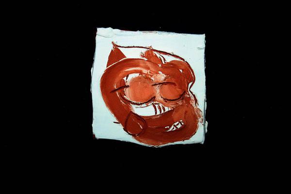 Ceramic Art - Dreamer 11 by Gloria Ssali