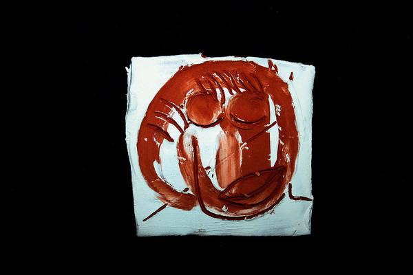 Ceramic Art - Dreamer 3 by Gloria Ssali