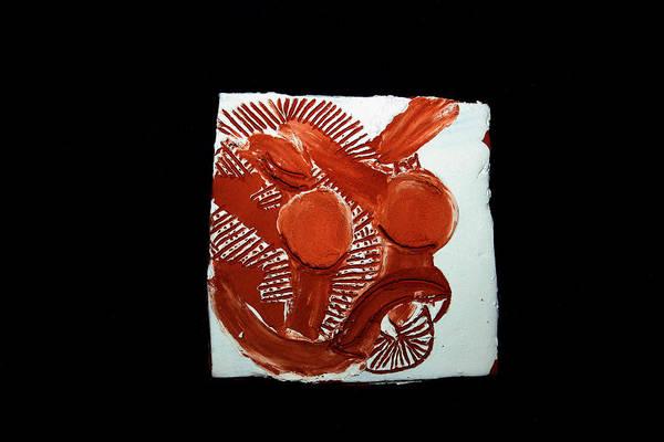 Ceramic Art - Dreamer 6 by Gloria Ssali