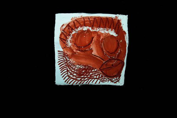 Ceramic Art - Dreamer 7 by Gloria Ssali