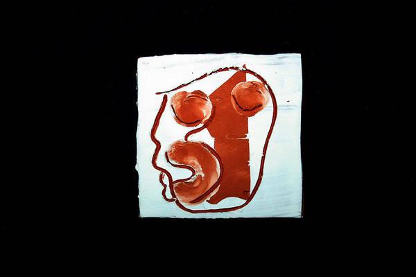 Ceramic Art - Dreamer 8 by Gloria Ssali