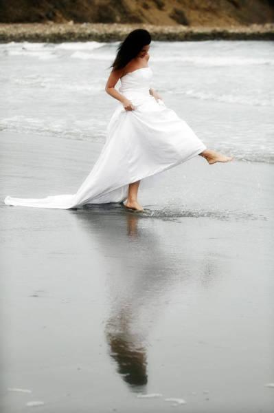 Bride Photograph - Dreaming by Rick Berk