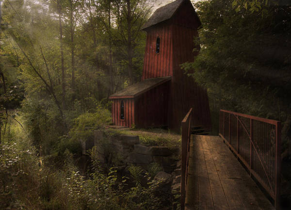 Photograph - Dreamkeepers Hideaway by Robin Webster