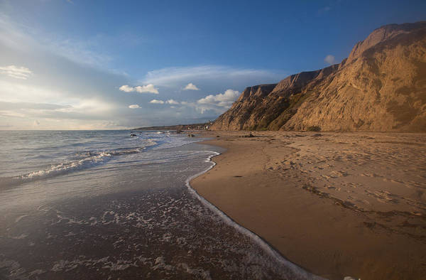 Photograph - Dreamy Seascape  Crystal Cove State Beach by Cliff Wassmann