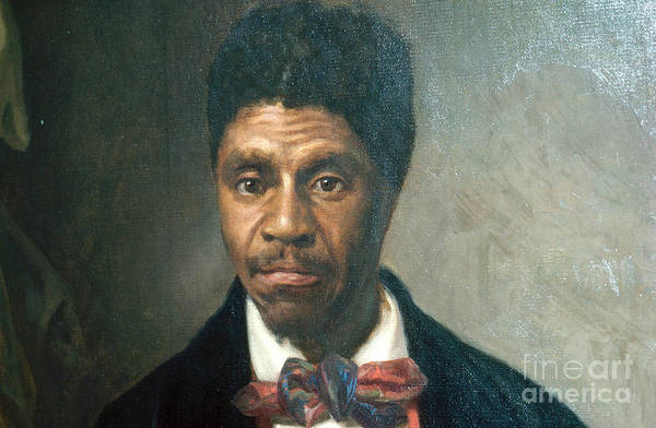Dred Photograph - Dred Scott, African-american Hero by Photo Researchers
