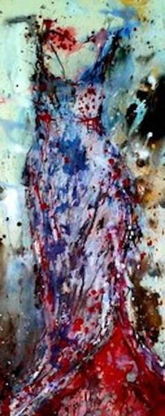 Dress Series 2 Art Print