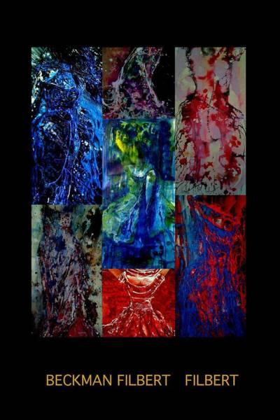 Dress Series Cover Art Print