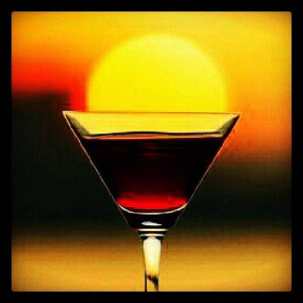 Wall Art - Photograph - Drink Of The Day..a Nice Brandy Wine by Mary Carter