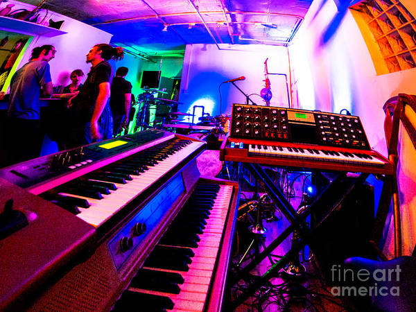 Photograph - Droid In Concert by Jim DeLillo
