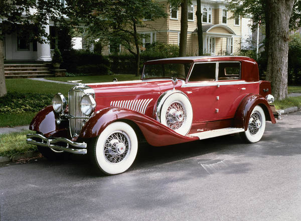 Photograph - Duesenberg, 1930 by Granger