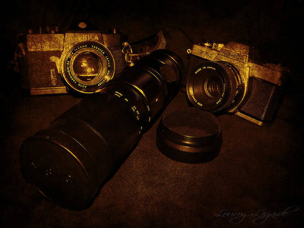 Fx Photograph - Dug Into The Past by Lourry Legarde
