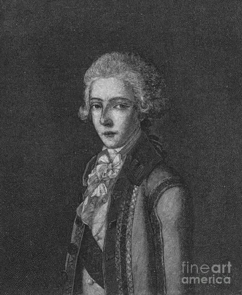 Rauch Wall Art - Photograph - Duke Of Enghien (1772-1804) by Granger