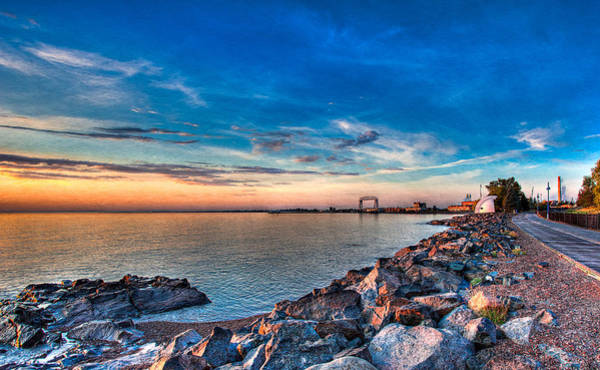 Photograph - Duluth Harbor by David Wynia