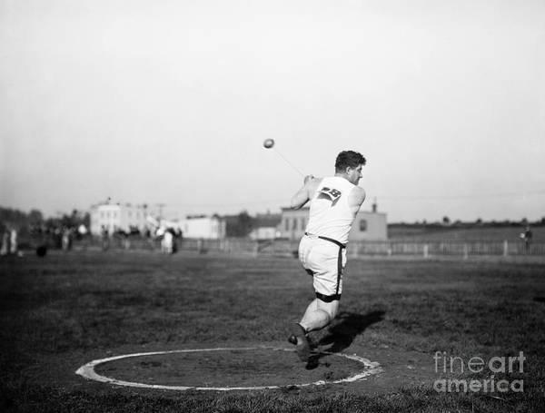 Photograph - Duncan Gillis (1883-1965) by Granger