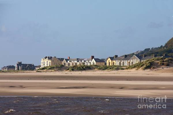 Barmouth Photograph - Dune Living by Ed Lukas