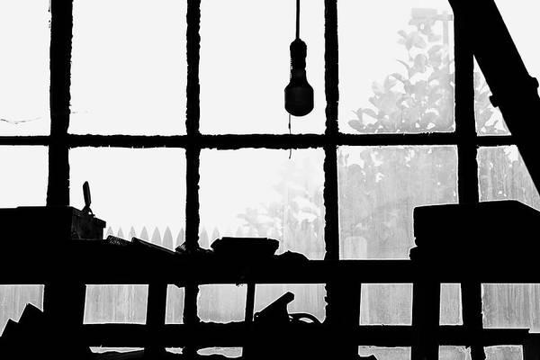 Photograph - Dunklee Window by Tom Singleton