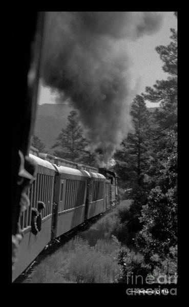 Durango And Silverton Rr Art Print