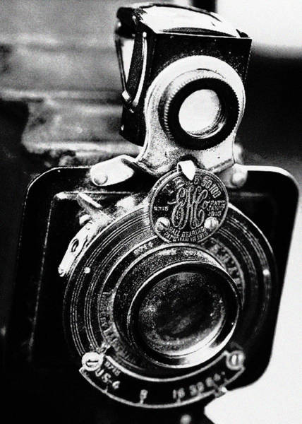 Photograph - Dusty Old Camera by Pam  Holdsworth