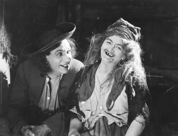D W Griffith Photograph - D.w. Griffith: Film, 1922 by Granger