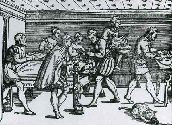 Photograph - Earliest Depiction Of Craniotomy by Science Source