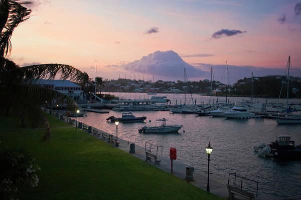 Photograph - Early Morning Hamilton Harbor by Tom Singleton