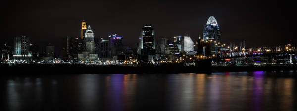 Photograph - Early Morning Skyline by Keith Allen