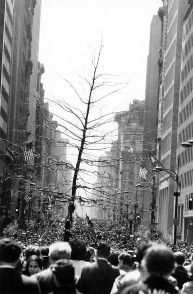 Wall Art - Photograph - Earth Day, New York City, April 22, 1970 by Everett