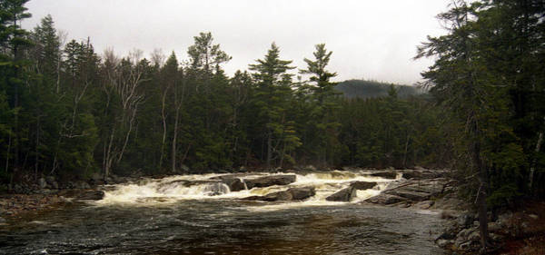 Pemigewasset River Wall Art - Photograph - East Branch by Skip Willits