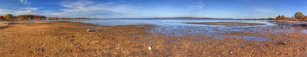 Traverse City Photograph - East Grand Traverse Bay by Twenty Two North Photography
