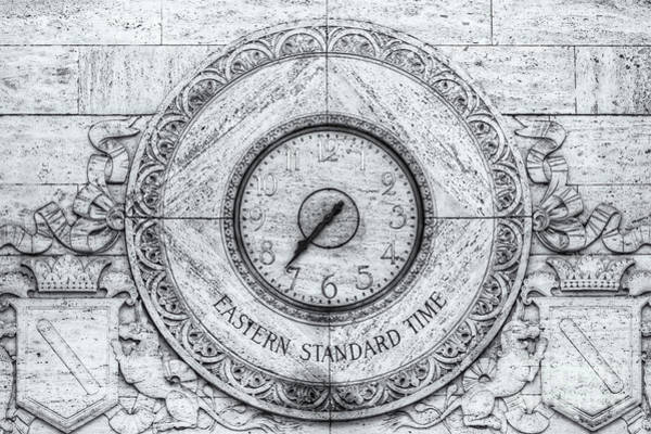 Photograph - Eastern Standard Time by Clarence Holmes