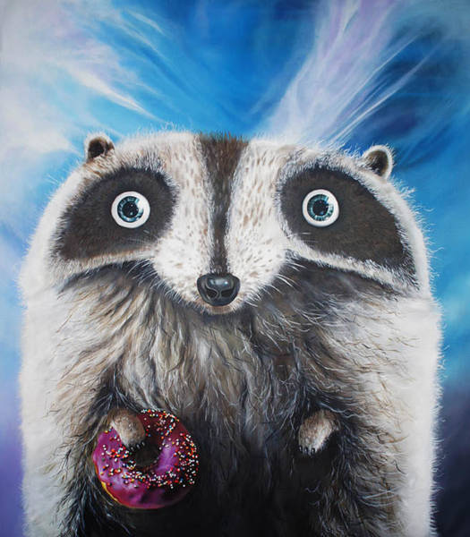Wall Art - Painting - Eat Me Tomorrow by Anastassia Neislotova