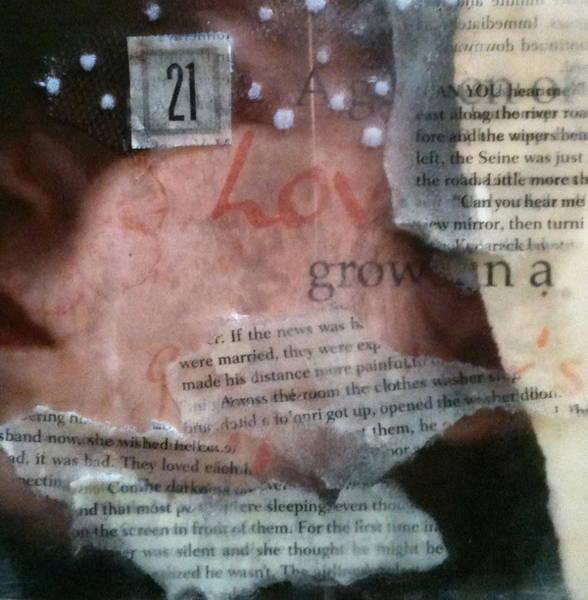 Echos Art Print