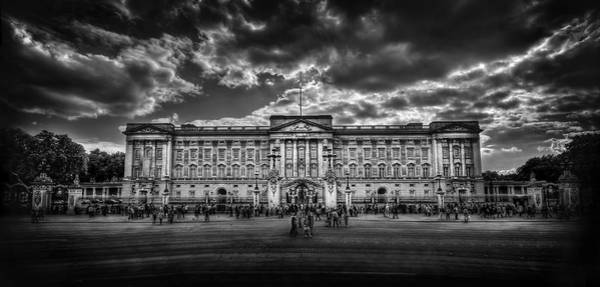 Palace Wall Art - Photograph - Eclipse My Heart. Crown Me Queen. by Evelina Kremsdorf