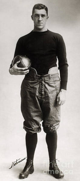 Photograph - Eddie Mahan (1892-1951) by Granger