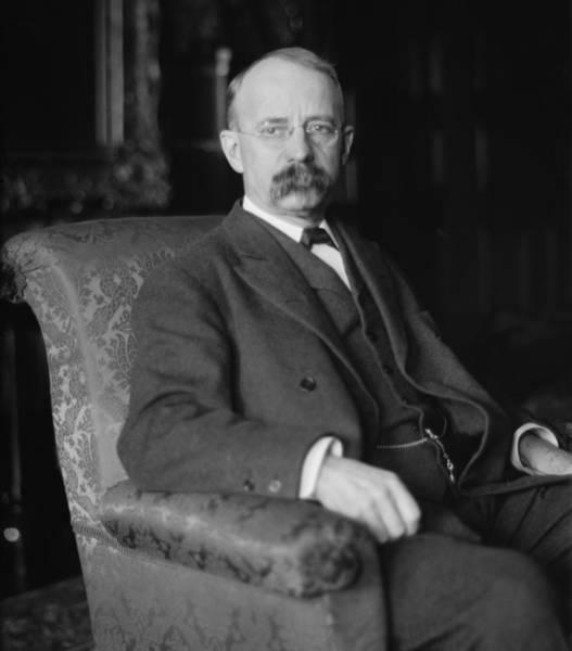 Monopoly Photograph - Edward Harriman 1848-1909 by Everett
