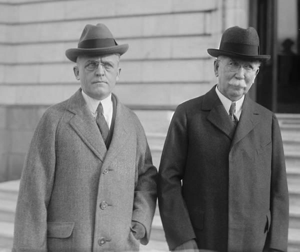 Hogan Photograph - Edward L. Doheny 1856-1935 by Everett